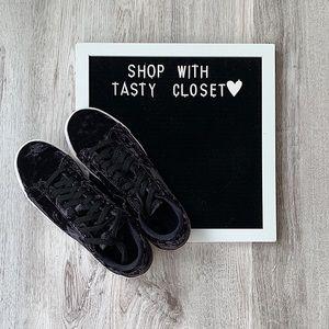 Nike Shoes - Nike  velvet blazer low lx sneakers